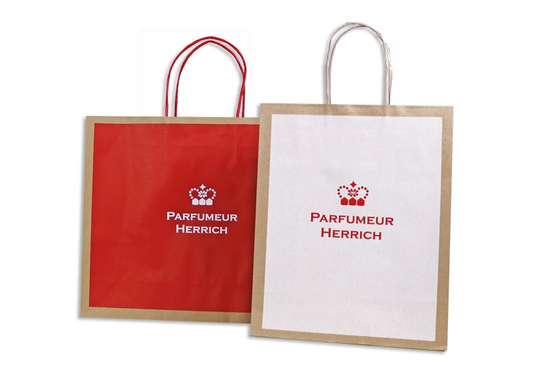 ECO recycled | Papiertasche
