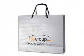 TSS Group | Papiertragetasche