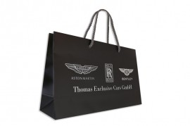 Thomas Exclusive Cars | Papiertasche